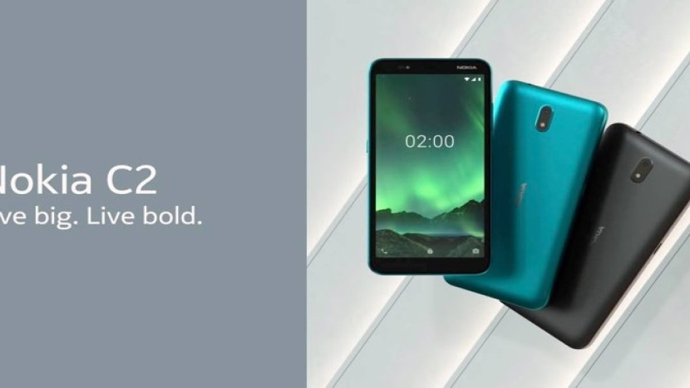 Nokia C2: Το νέο Android Go smartphone της εταιρείας