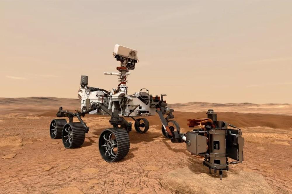 Perseverance (Επιμονή) είναι η επίσημη ονομασία του Mars 2020 rover!