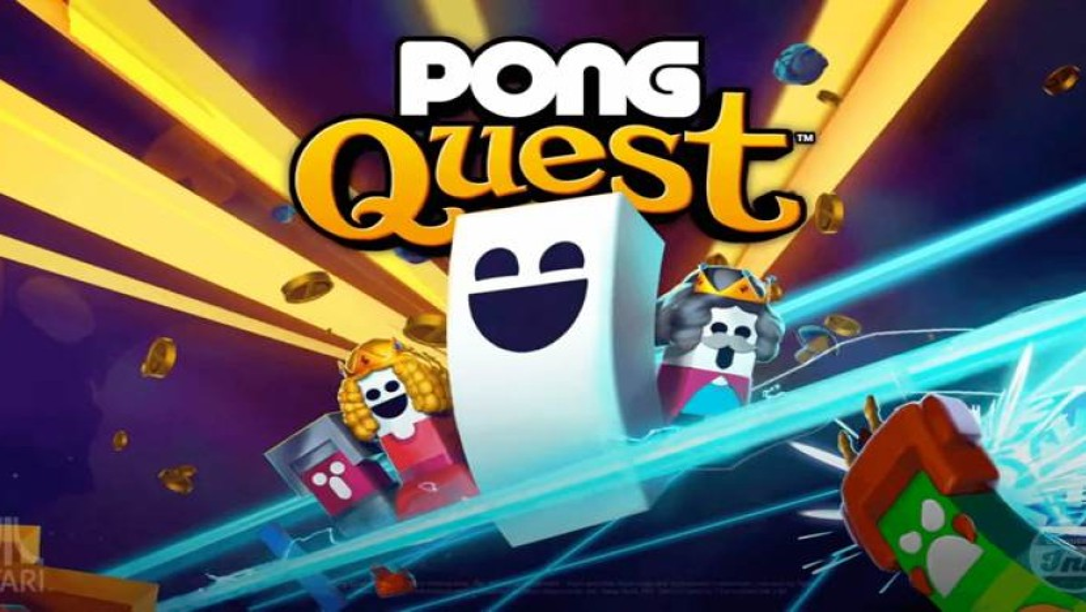 Pong Quest: Ένα RPG βασισμένο στο θρυλικό Pong από την Atari!