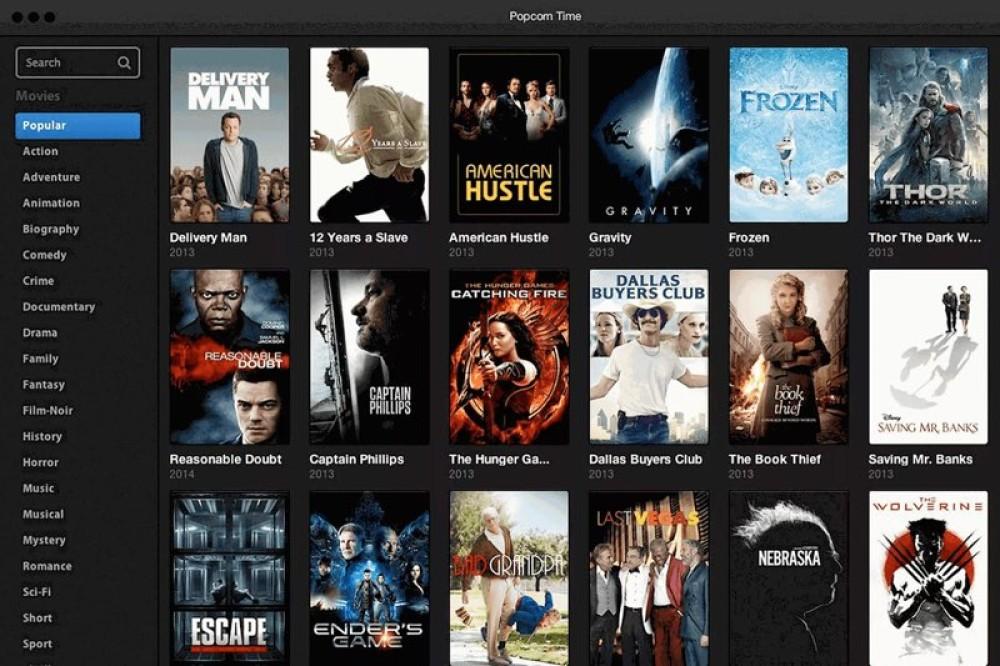 Popcorn Time: Επέστρεψε με νέα έκδοση το πειρατικό Netflix!