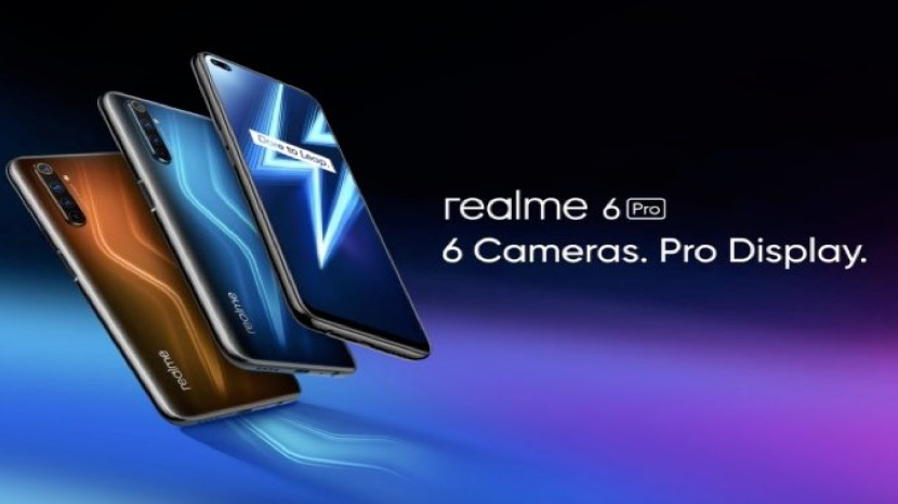 Realme 6 / 6 Pro: Επίσημα με οθόνες 90Hz, gaming επεξεργαστές και κάμερα 64MP