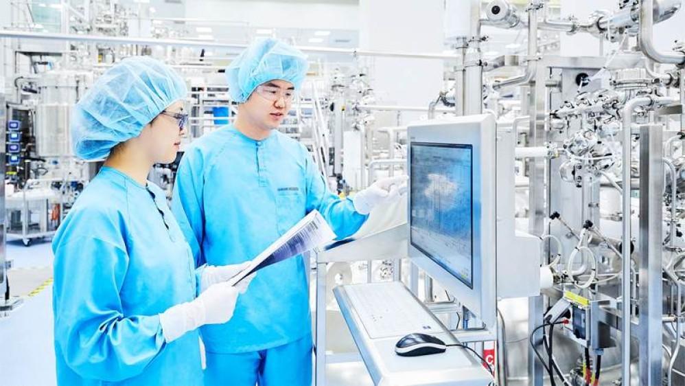 Η Samsung Biologics έκλεισε τεράστιο συμβόλαιο παραγωγής φαρμάκου κατά του κορωνοϊού