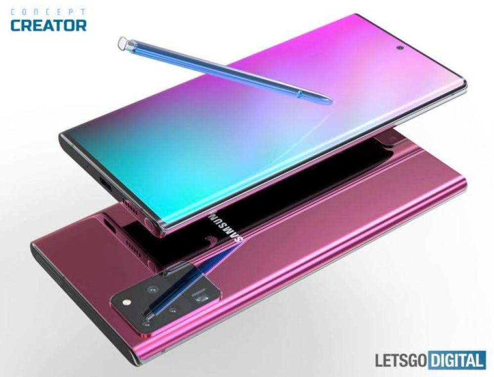 Samsung Galaxy Note 20 και Galaxy Fold 2 έρχονται στο δεύτερο μισό του 2020