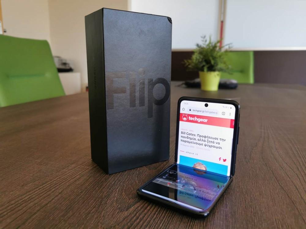 Samsung Galaxy Z Flip: Δύο εβδομάδες παρέα με το αναδιπλούμενο clamshell [Review]