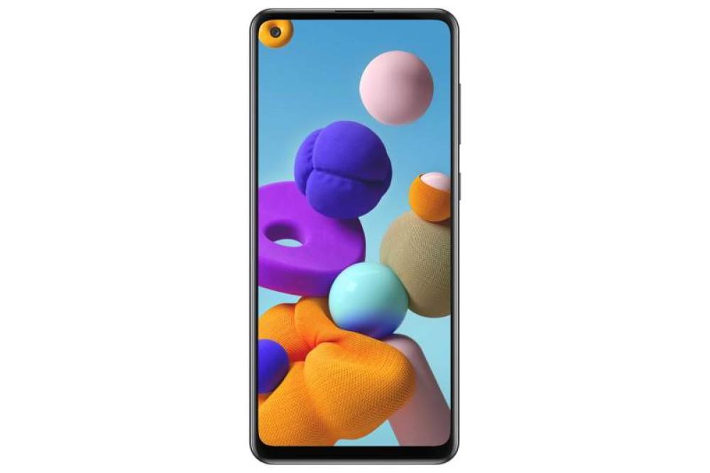 Samsung Galaxy A21s: Επίσημα με οθόνη Infinity-O, κάμερα 48MP και 5000mAh