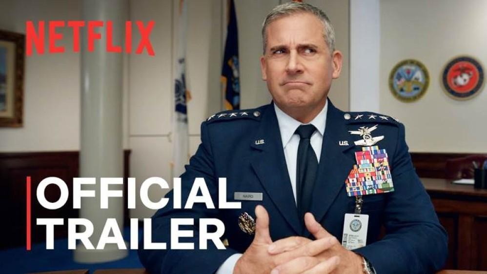 Space Force: Πρεμιέρα στις 29 Μαΐου στο Netflix, δείτε το trailer