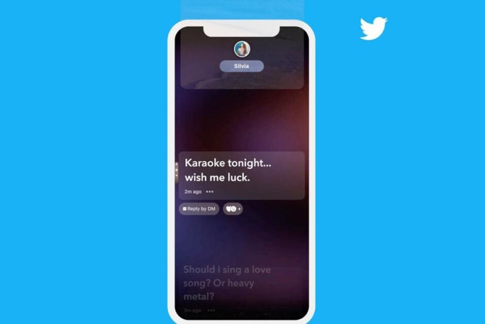 Fleets: Εφήμερα tweets που εξαφανίζονται μετά από 24 ώρες