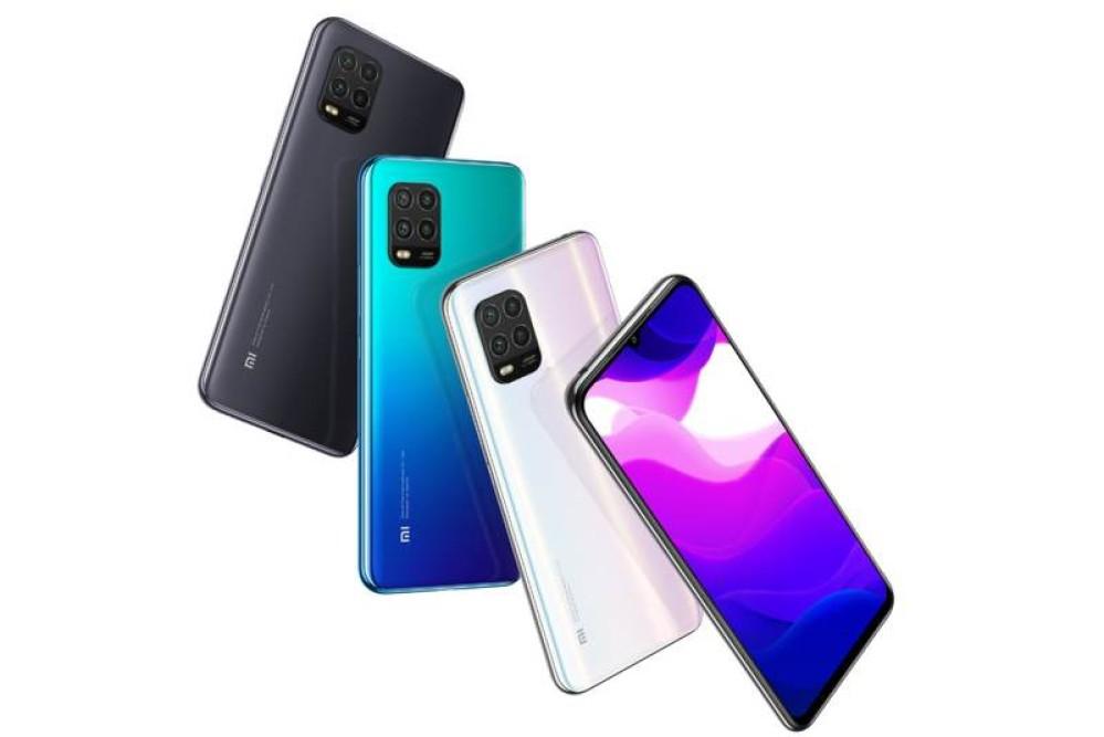 Xiaomi Mi 10 Lite 5G: Επίσημα με 5G, τετραπλή κάμερα και τιμή από €349