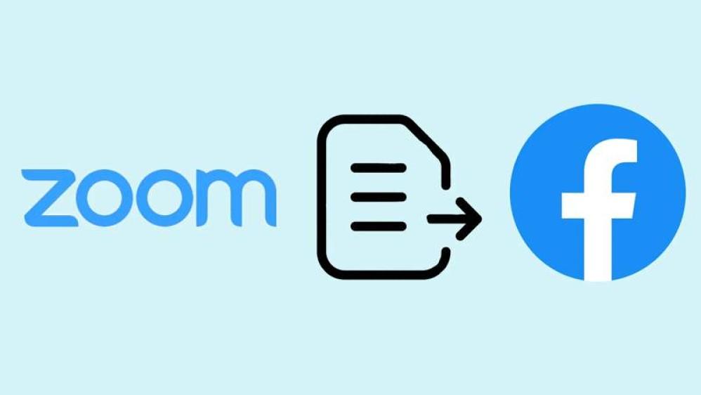 Το Zoom για iOS μοιράζεται δεδομένα χρηστών με τη Facebook ακόμη και αν δεν έχουν λογαριασμό