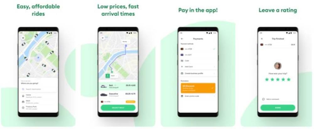 Huawei: Φέρνει το «Ευρωπαϊκό Uber» στο κατάστημα AppGallery