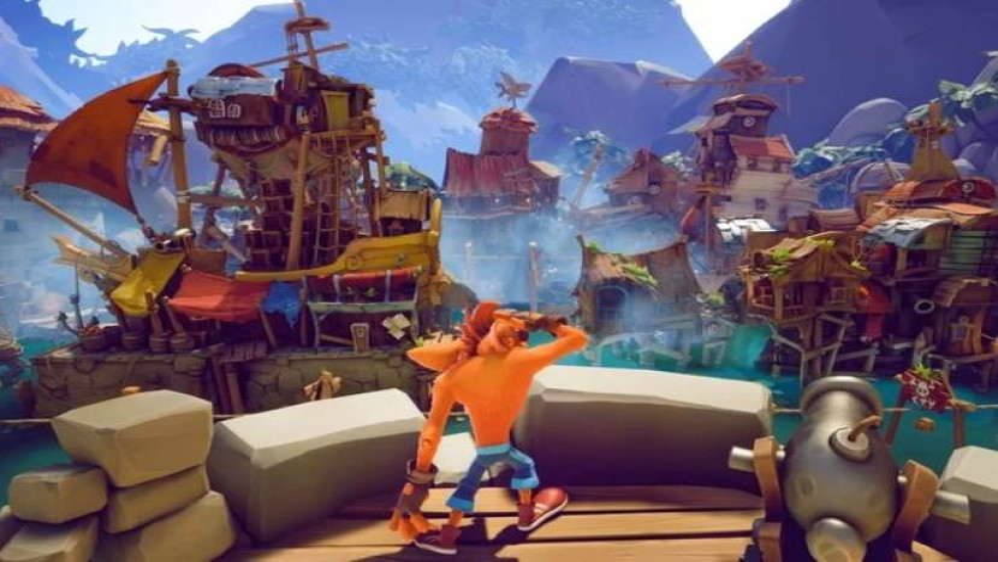 Crash Bandicoot 4: It's About Time, νέο trailer μας δίνει καλύτερη εικόνα από το gameplay