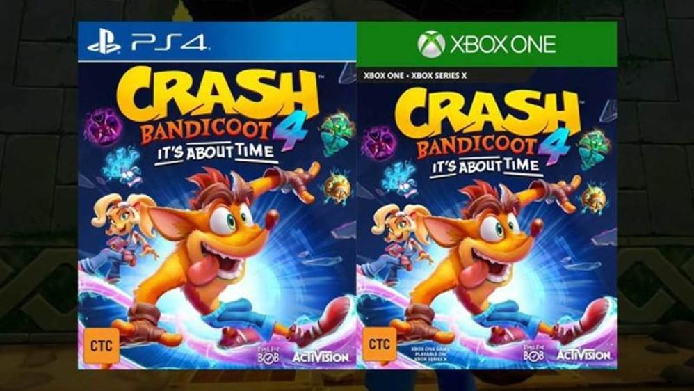 Crash Bandicoot 4: It's About Time, διέρρευσε το νέο επεισόδιο!