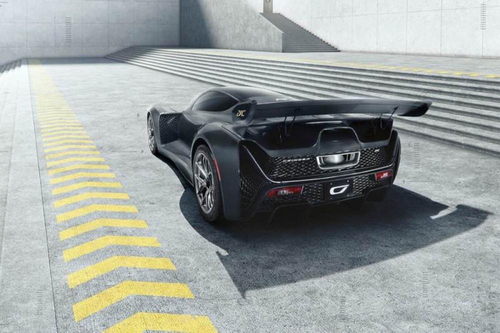 Czinger 21C: Το πρώτο 3D printed supercar στον κόσμο