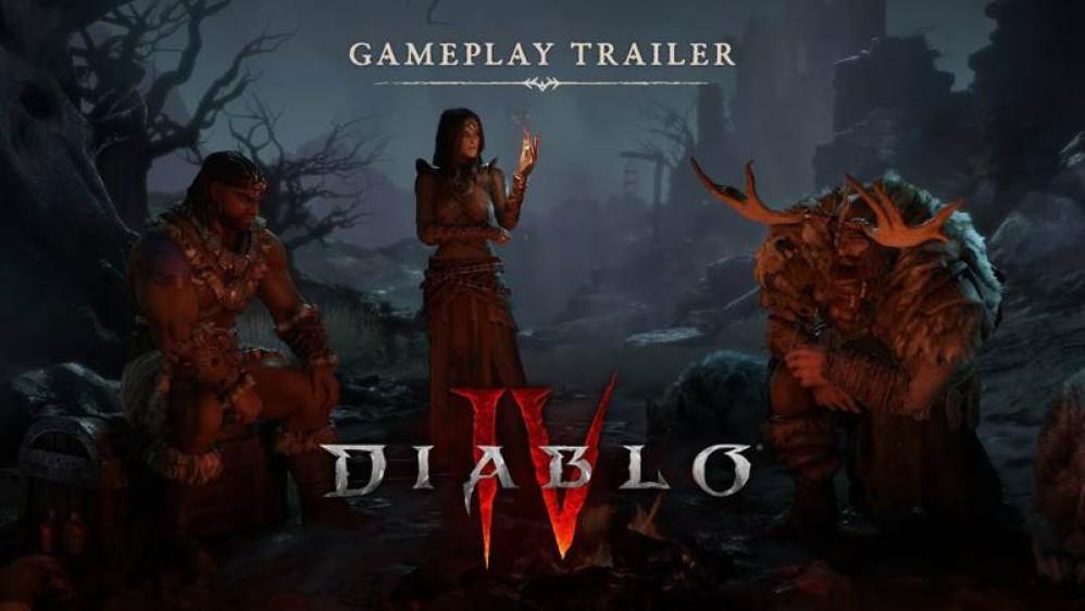 Diablo 4: Δείτε χορταστικό 20λεπτο gameplay με τον Barbarian