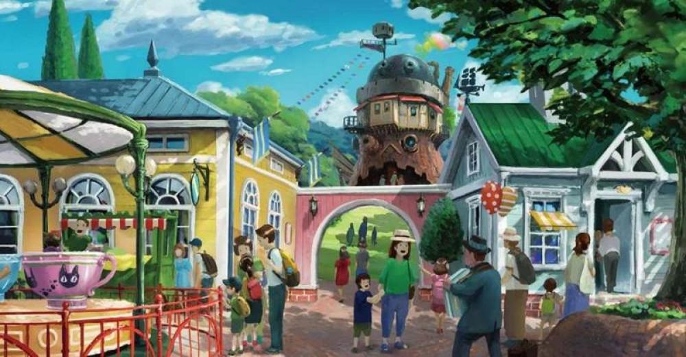 Ghibli Park: Ξεκίνησε η κατασκευή του θεματικού πάρκου στην Ιαπωνία!
