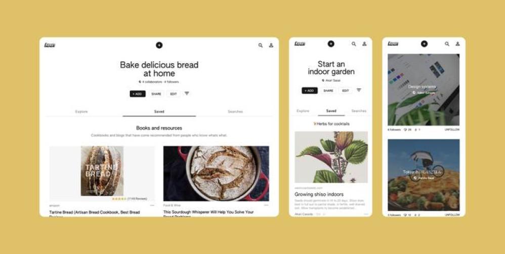 Google Keen: Το πειραματικό «Pinterest» της εταιρείας