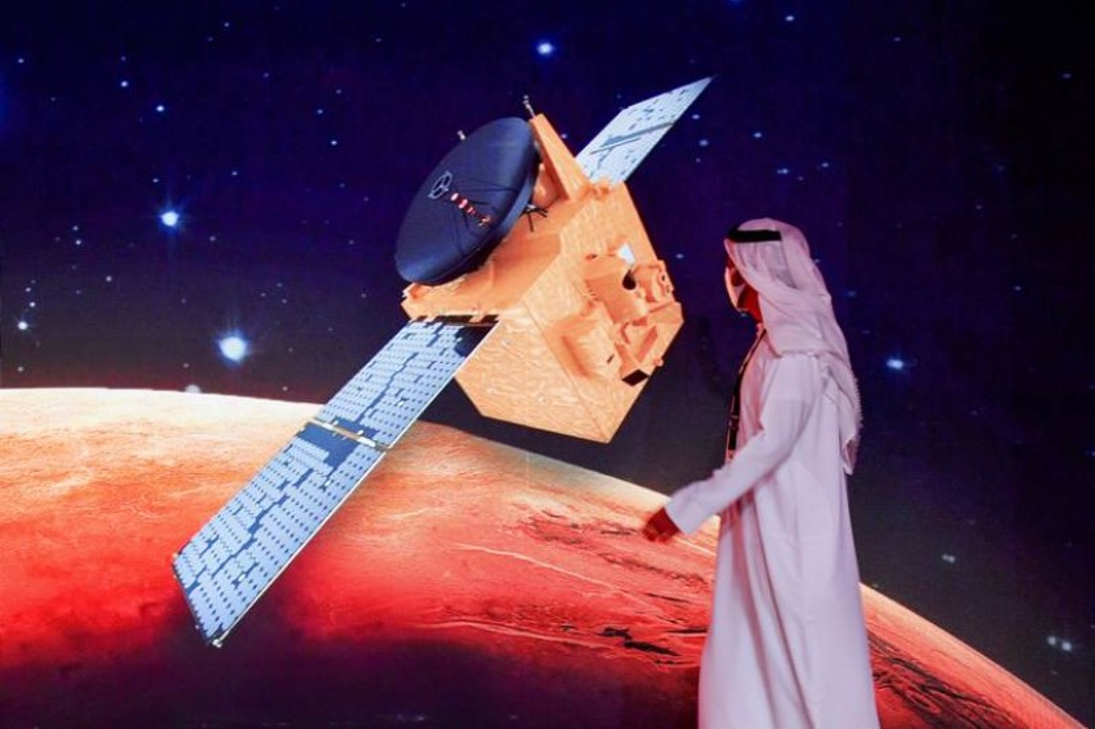 Hope: Επιτυχημένη η εκτόξευση για την πρώτη διαστημική αποστολή των ΗΑΕ