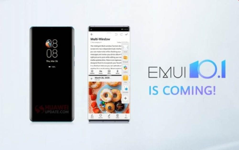 EMUI 10.1: Ξεκίνησε η αναβάθμιση για αυτά τα Huawei και Honor smartphones