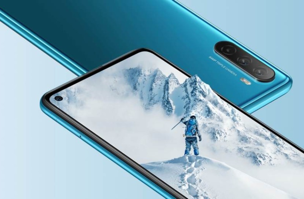 Huawei Maimang 9 5G: Επίσημα με οθόνη 6.8'' FHD+ LCD και επεξεργαστή MediaTek
