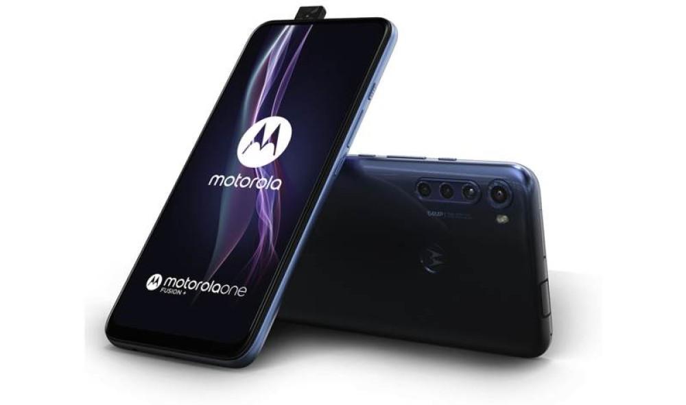 Motorola One Fusion+: Επίσημα με pop-up κάμερα και μπαταρία 5000mAh