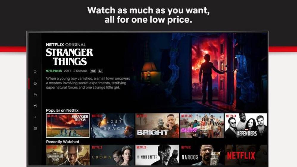 Netflix: Ξεπέρασε το 1 δισ. downloads σε συσκευές Android