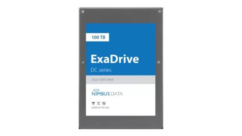 Exadrive DC100: Ο μεγαλύτερος SSD στον κόσμο (100ΤΒ) πωλείται στα $40.000