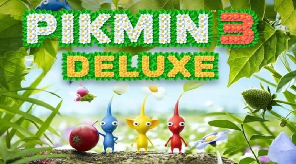 Pikmin 3 Deluxe: Έρχεται στις 30 Οκτωβρίου στο Nintendo Switch