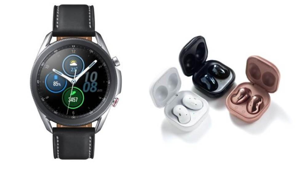Samsung Galaxy Buds Live και Galaxy Watch3, επίσημα με σημαντικές αναβαθμίσεις