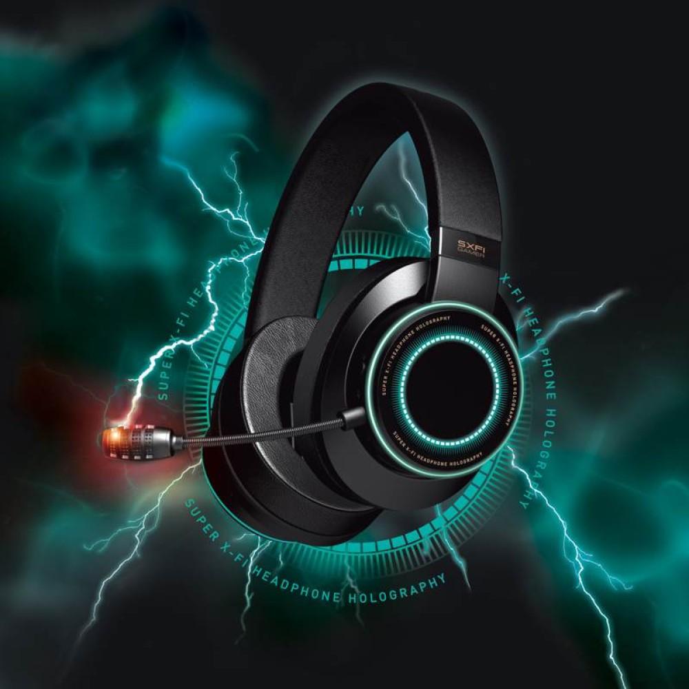 Creative SXFI GAMER: Το νέο gaming headset έρχεται στα €129.99