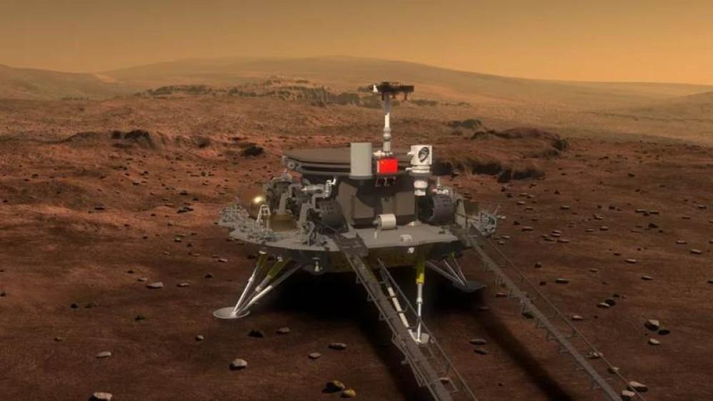 Tianwen-1: Έφτασε και η Κίνα στον πλανήτη Άρη