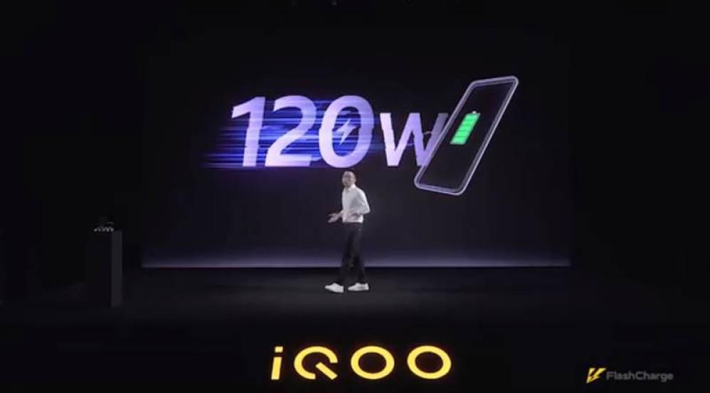 Vivo: Επίδειξη της τεχνολογίας φόρτισης Super FlashCharge 120W