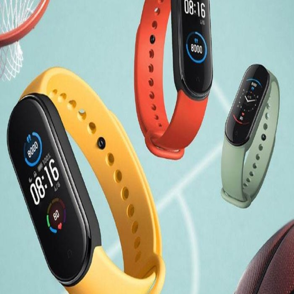 Xiaomi Mi Band 5: Το νέο fitness band διαθέσιμο στα €37