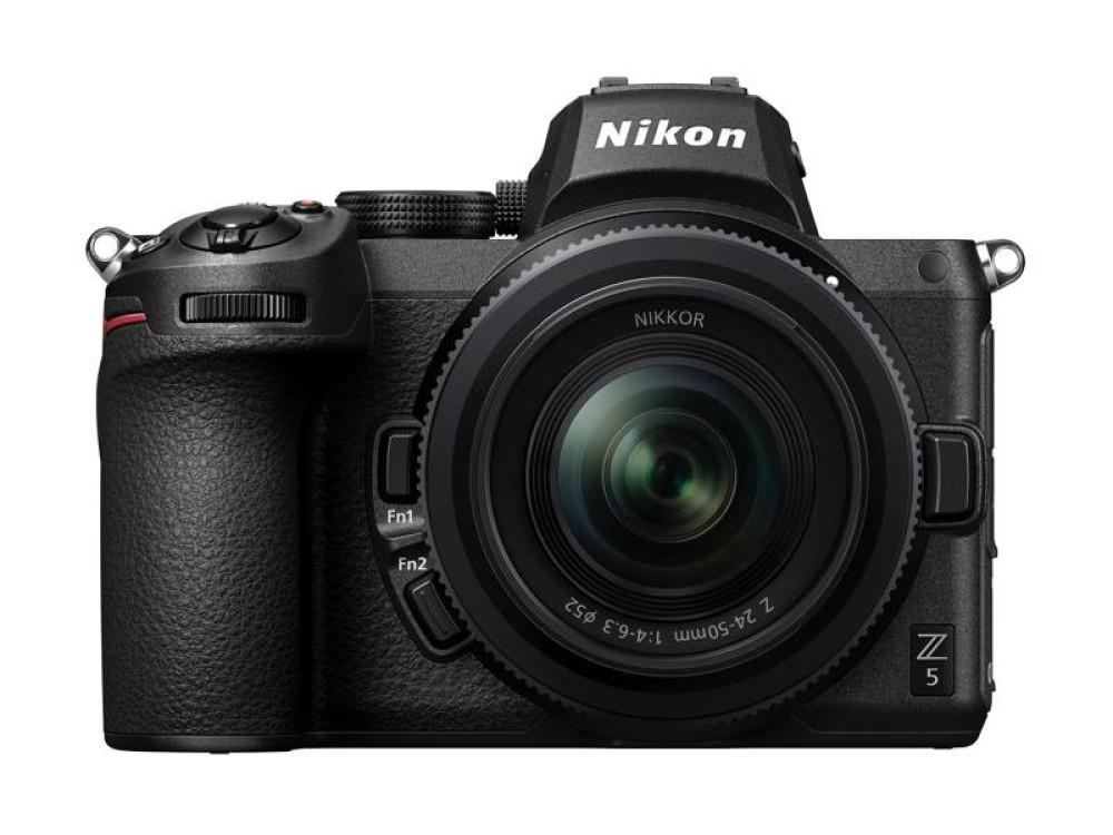 Nikon Z 5: Η νέα πιο προσιτή mirrorless full-frame κάμερα