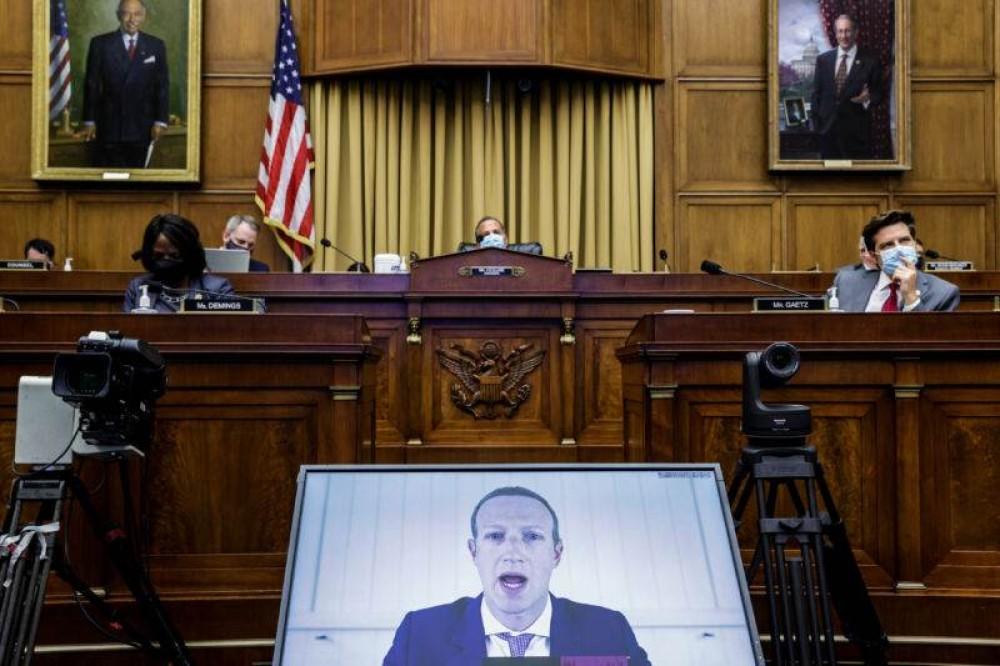 Amazon, Apple, Google και Facebook ενώπιον του Κογκρέσου. Τι δήλωσαν