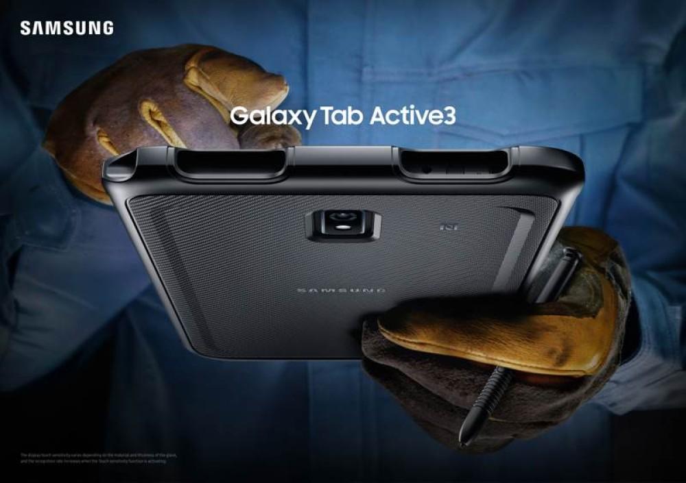 Samsung Galaxy Tab Active3: Το θωρακισμένο tablet διαθέσιμο και στην Ελλάδα