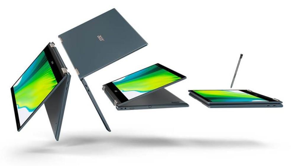 Acer Spin 7: Το πρώτο ARM laptop της εταιρείας με Snapdragon 8cx Gen 2 5G [IFA 2020]