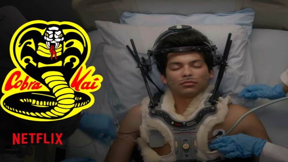 Cobra Kai: Πρώτο trailer για την τρίτη σεζόν που κάνει πρεμιέρα στις 8 Ιανουαρίου 2021