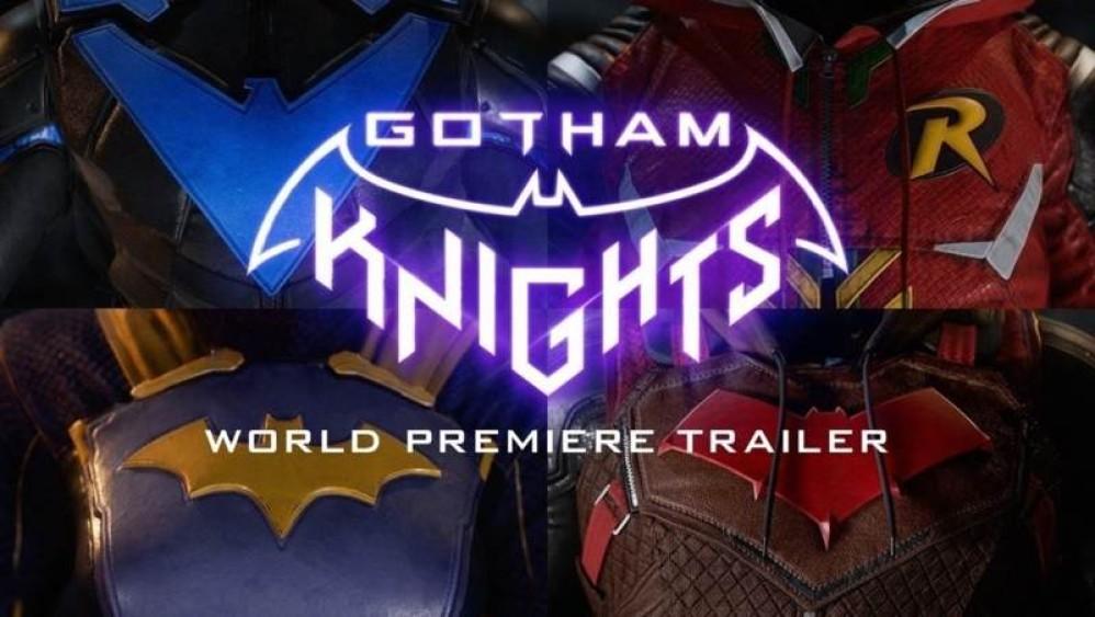 Gotham Knights: Το νέο Batman game, χωρίς τον...Batman