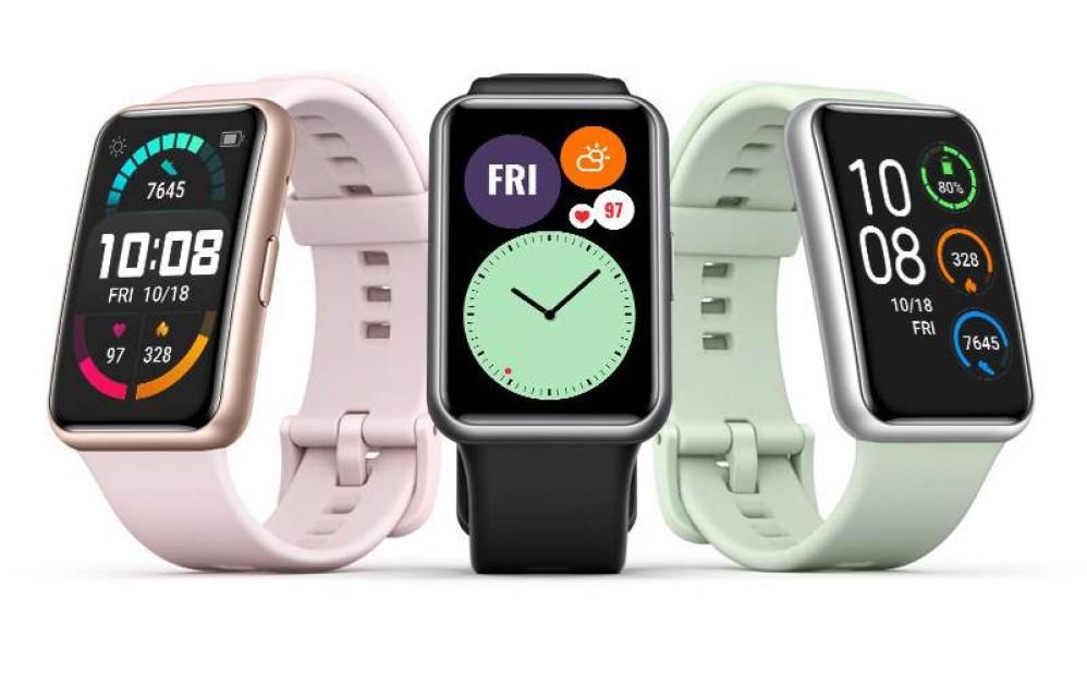 Huawei Watch Fit: Επίσημα το νέο fitness smartwatch με μεγάλη ορθογώνια οθόνη