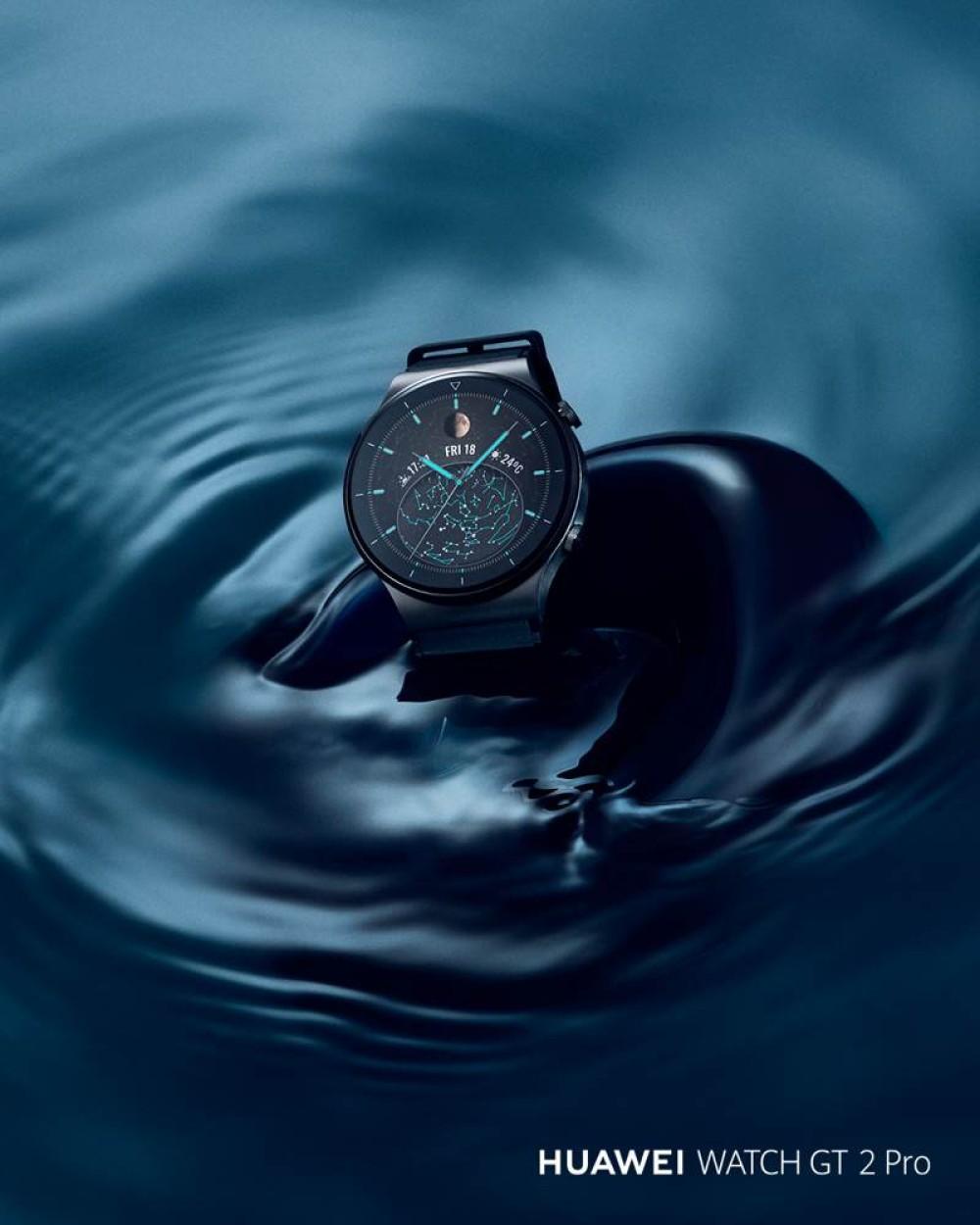 Huawei Watch GT 2 Pro: Επίσημο με ασύρματη φόρτιση και 2 εβδομάδες αυτονομία