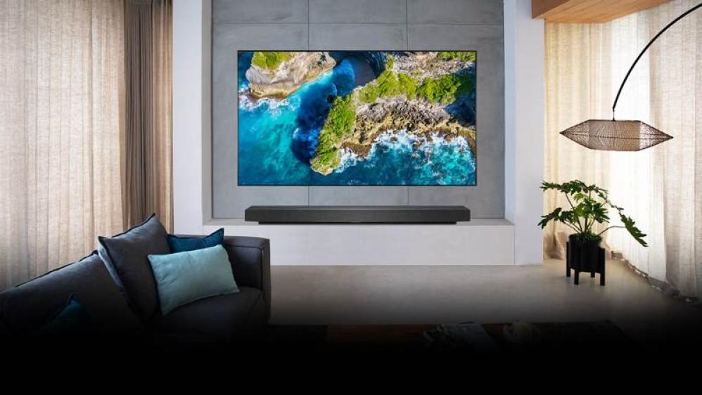 LG OLEDWX 65: Μια τηλεόραση έργο τέχνης για το σπίτι