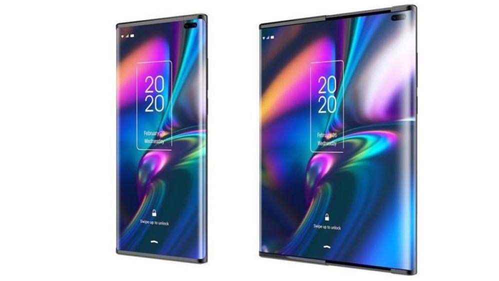 Η LG δημοσιεύει video teaser για smartphone με συρόμενη οθόνη