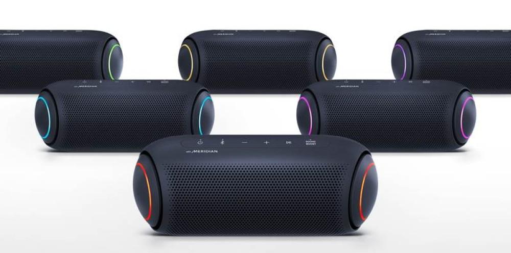 LG XBOOM Go PL7: Το νέο αδιάβροχο ηχείο με τεχνολογία Meridian