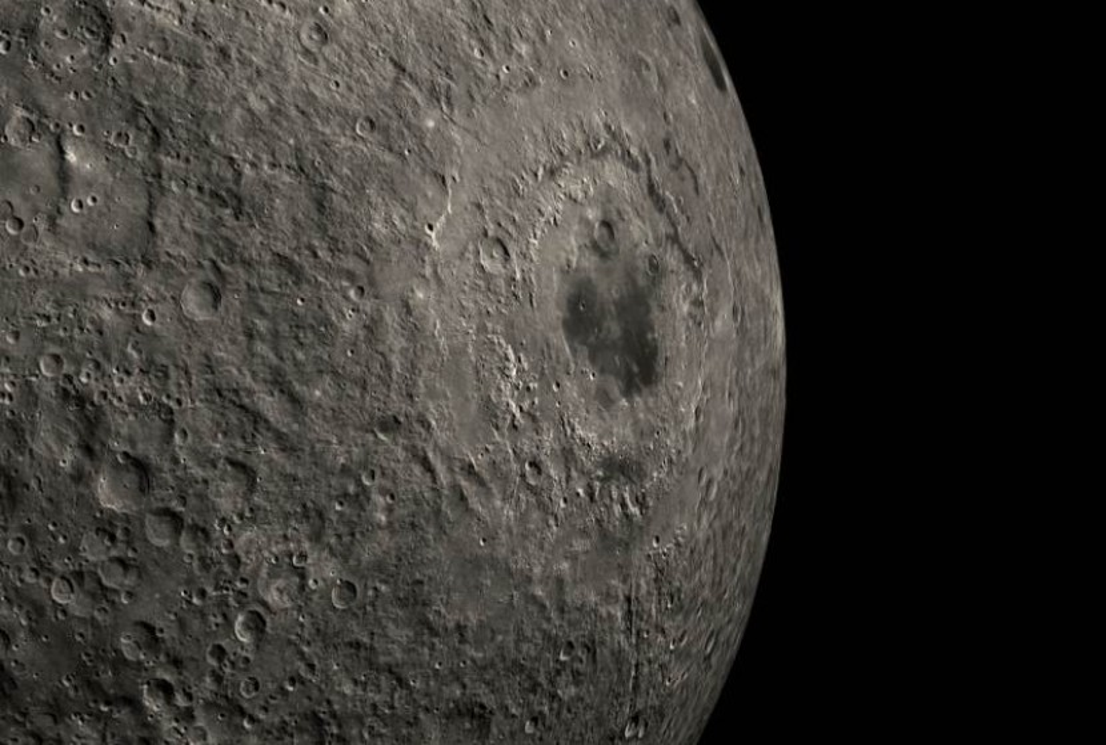 NASA: Υπάρχει νερό στη Σελήνη και σε μεγάλη ποσότητα