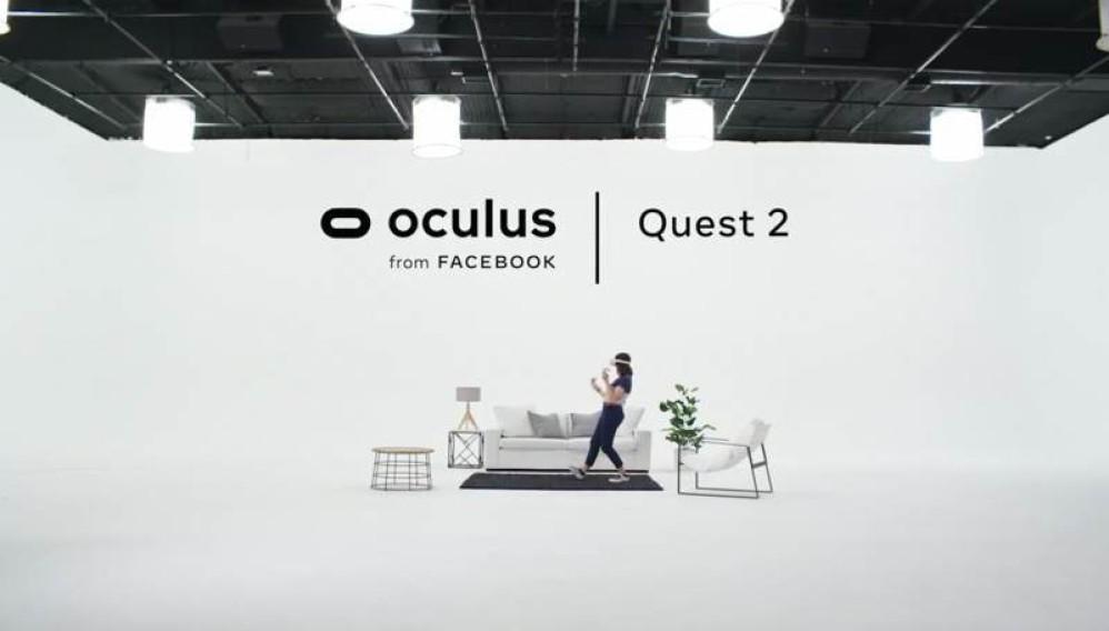 Oculus Quest 2: Πλήρης διαρροή του νέου μοντέλου από τη Facebook