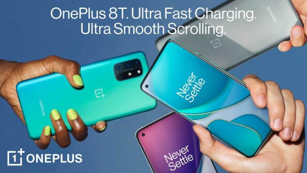 OnePlus 8T: Διαθέσιμο στην Ελληνική αγορά από τις 27 Οκτωβρίου στα €679