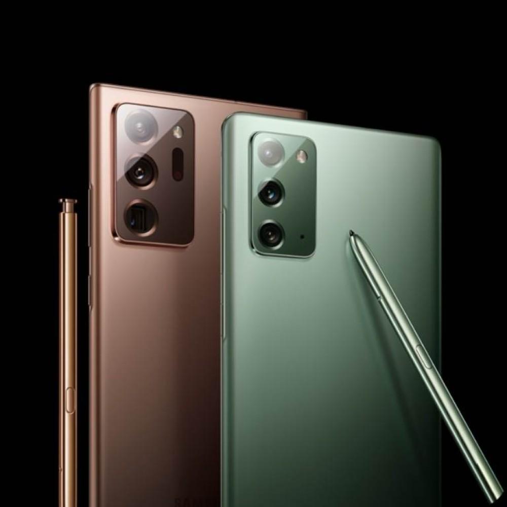 Samsung Galaxy Note20 και Galaxy Tab S7 διαθέσιμα από σήμερα σε COSMOTE και ΓΕΡΜΑΝΟΣ