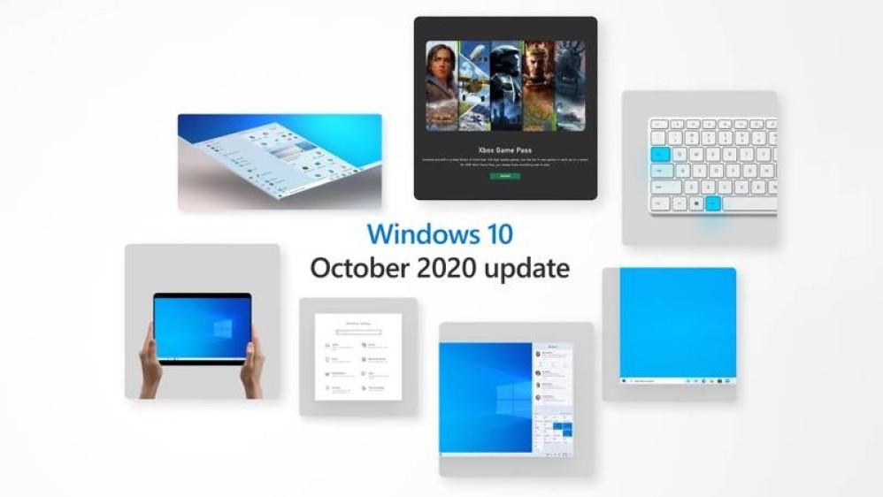 Windows 10 October 2020 Update: Ξεκίνησε η διανομή του σε όλους τους χρήστες