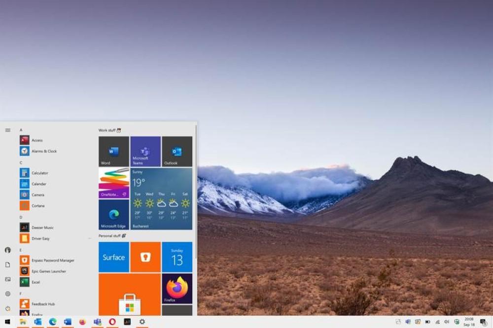 Windows 10 October 2020 Update: Ξεκίνησε η διανομή της νέας αναβάθμισης στους Windows Insiders