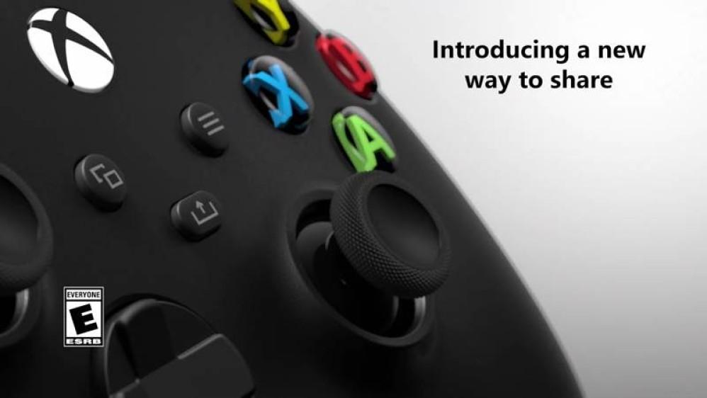 Xbox Series X: Νέο video αφιερωμένο στο share button του controller